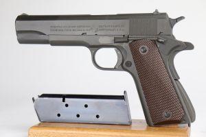 Mint Colt 1911A1 - 1943 Mfg