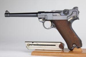 Rare DWM 1908 Navy Luger