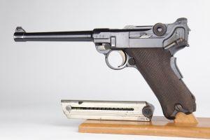 First Issue DWM 1906 Navy Luger