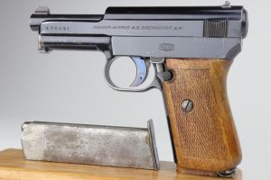 Mauser Model 1914/34 Transitional