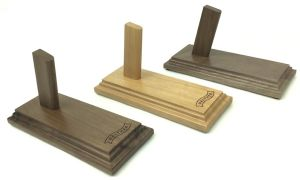 7.65mm / .32 Cal Pistol Display Stand - Plain or Engraved