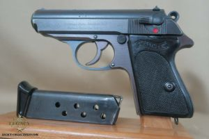 SOLD - Commercial Walther PPK - SS Range