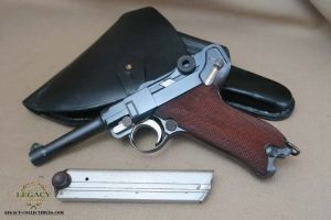 SOLD - Rare 1908 DWM Bulgarian Luger