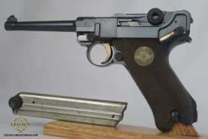 SOLD - RARE DWM 1920, Pacific Arms Marked Luger