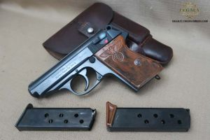 SOLD - Minty Party Leader Walther PPk Rig