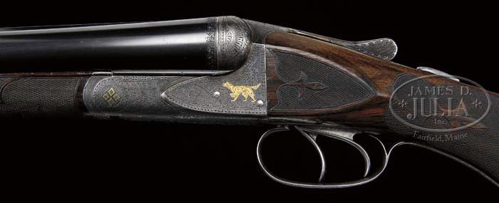 Theodore Roosevelt Custom Fox gun